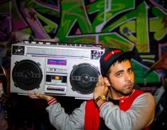 DJ Brion at Barbarella Patio